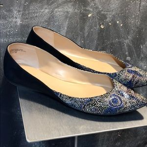 "Audrey Brooke Mosaic ""Starry Night"" Point Flats"